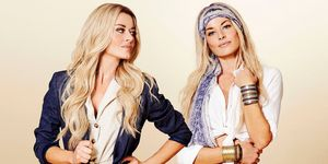 Andrea Somers and Dee Bliss in Neighbours