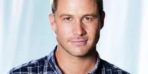 Scott McGregor as Mark Brennan in Neighbours