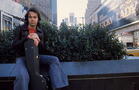 neil diamond times square nyc 1975