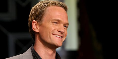 new york   october 08  actor neil patrick harris during a rehearsal for celebrity jeopardy at radio city music hall on october 08,2006 in new york city  photo by scott wintrowgetty images
