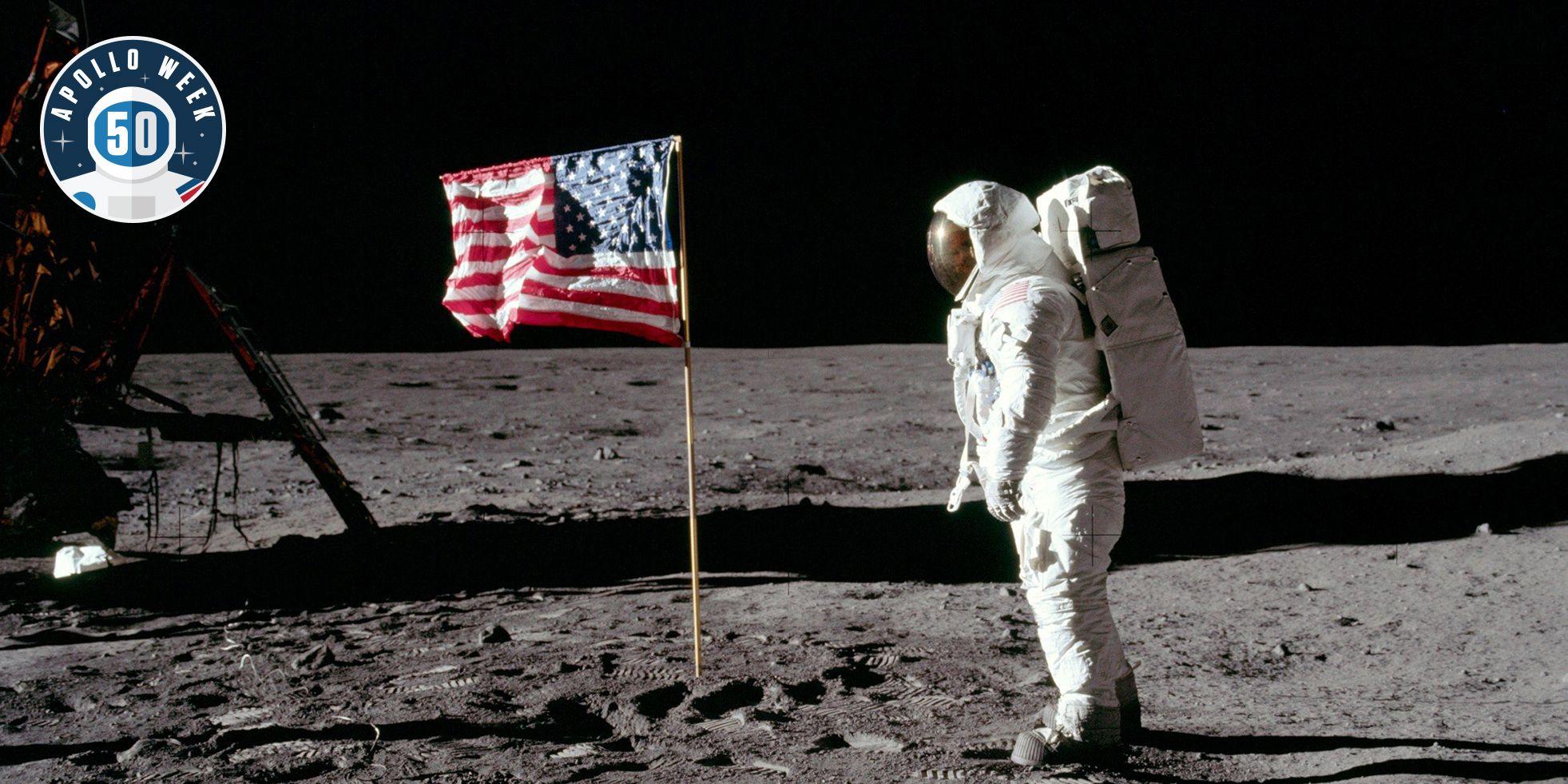Apollo 11 Moon Landing | History of NASA's Apollo 11 Mission