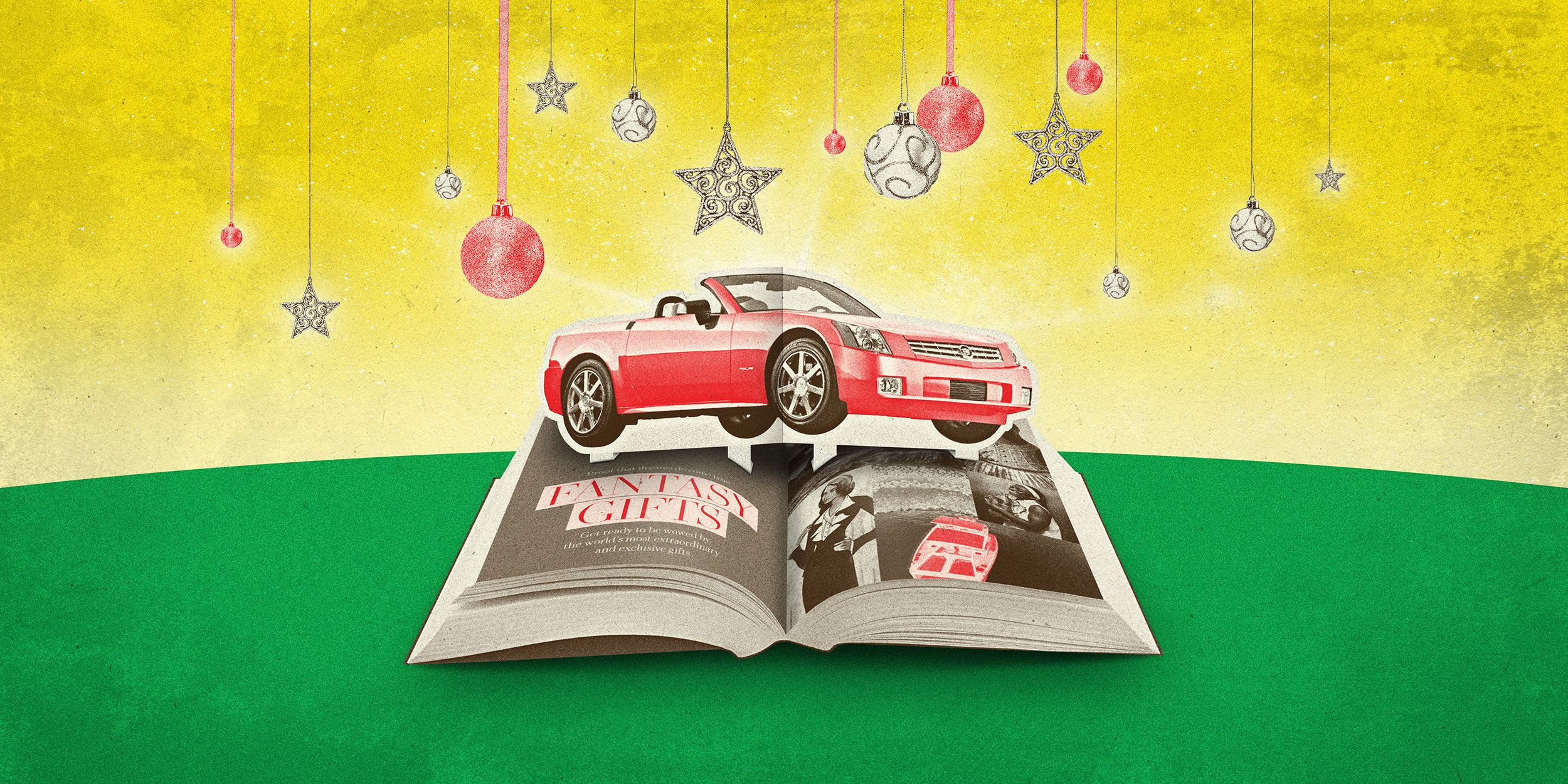 Wildly Expensive Cars Of Neiman Marcus Christmas Books Past