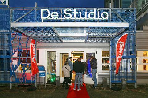De avond vond plaats in Nemo de Studio