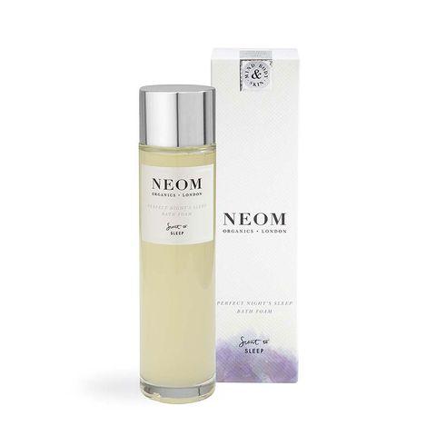 Best sleep remedies - Neom bath foam