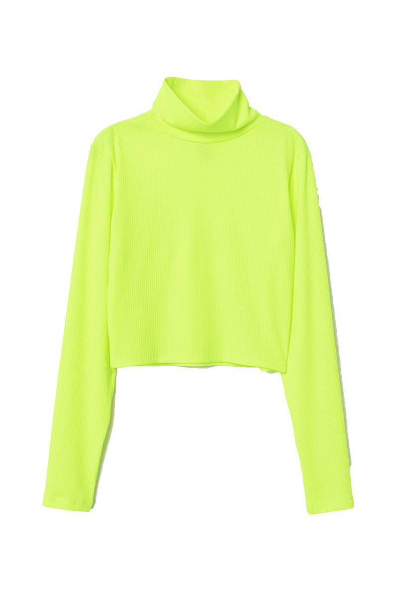 bright neon fashion