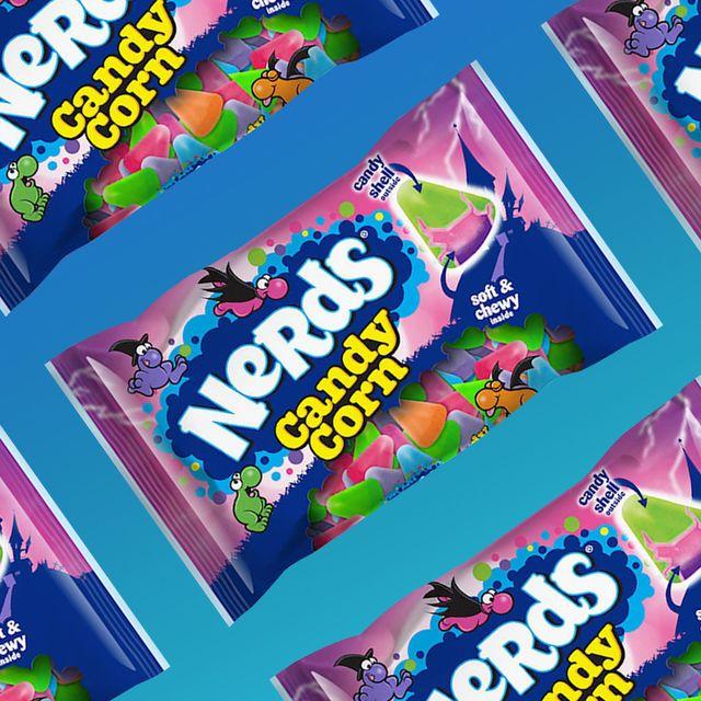 nerds candy corn flavor