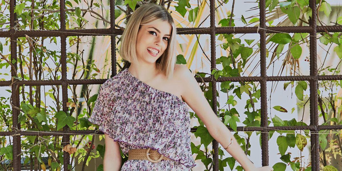 Nerea Rodrígiuez posa con la mejor moda para el verano