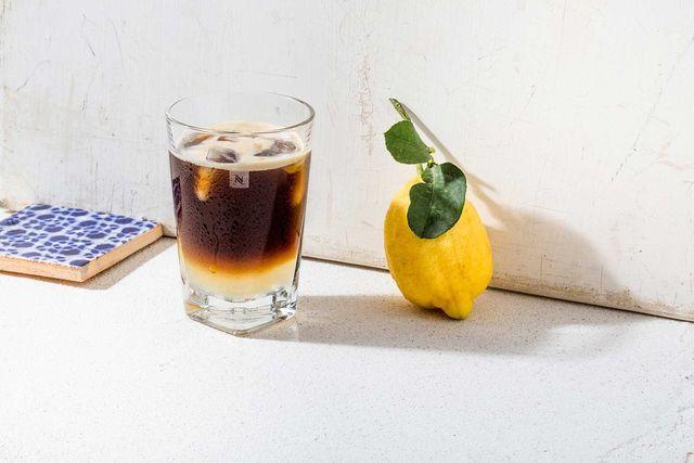 nespresso koffie cocktail