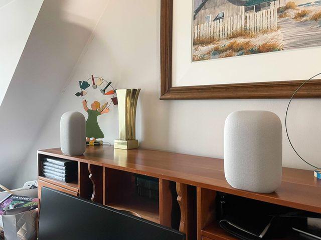 multi speaker audio