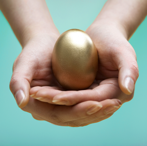Protecting a golden egg