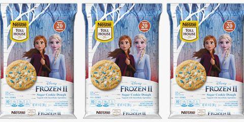 Frozen 2' Sugar Cookie Dough