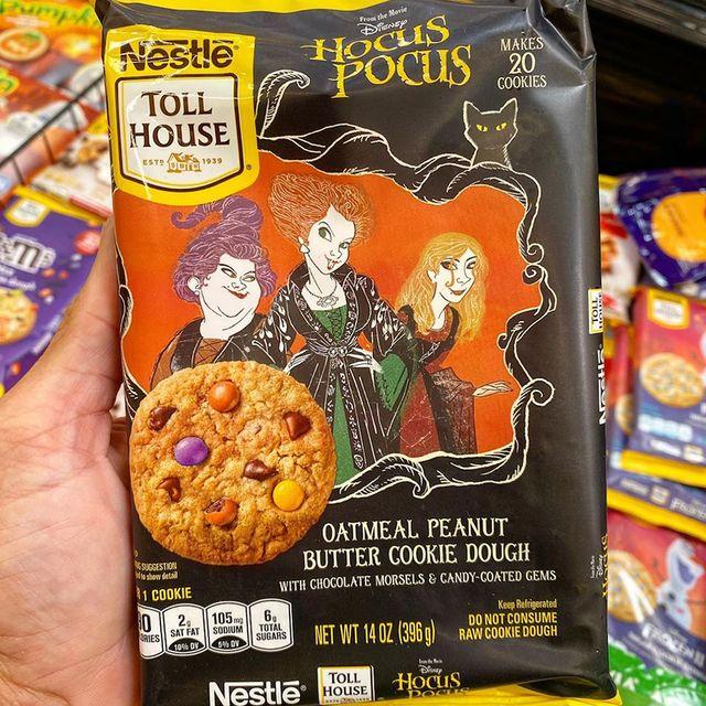 nestlé toll house 'hocus pocus' cookies