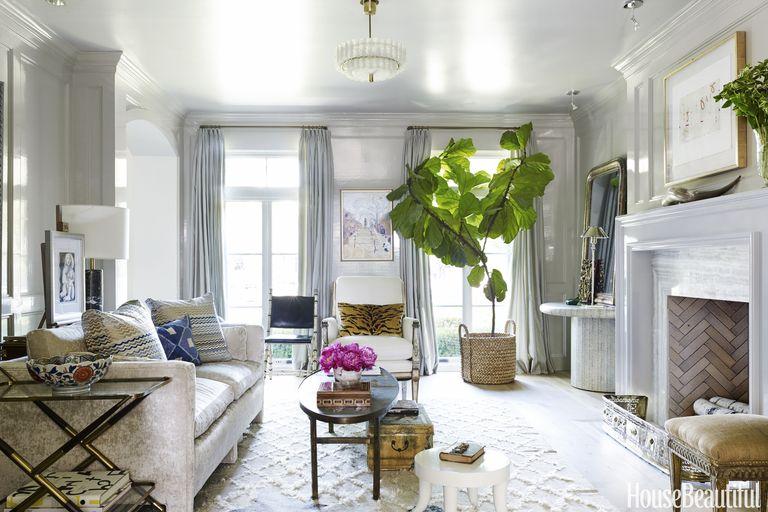 10+ White Living Room Ideas - Decor for Modern White ...