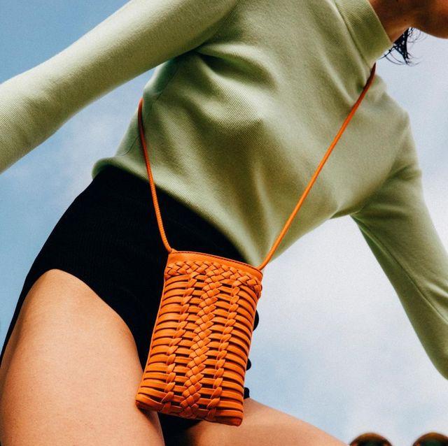 把度假氣息帶著走!夏日必備漁網編織包推薦