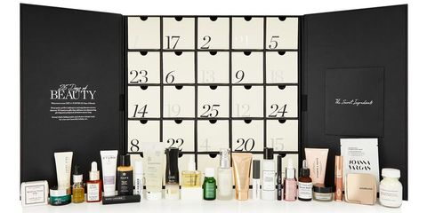 best beauty advent calendars 2019 launch dates and contents. Black Bedroom Furniture Sets. Home Design Ideas