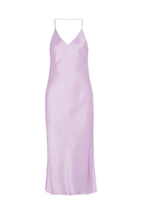 slip dress cami jurk