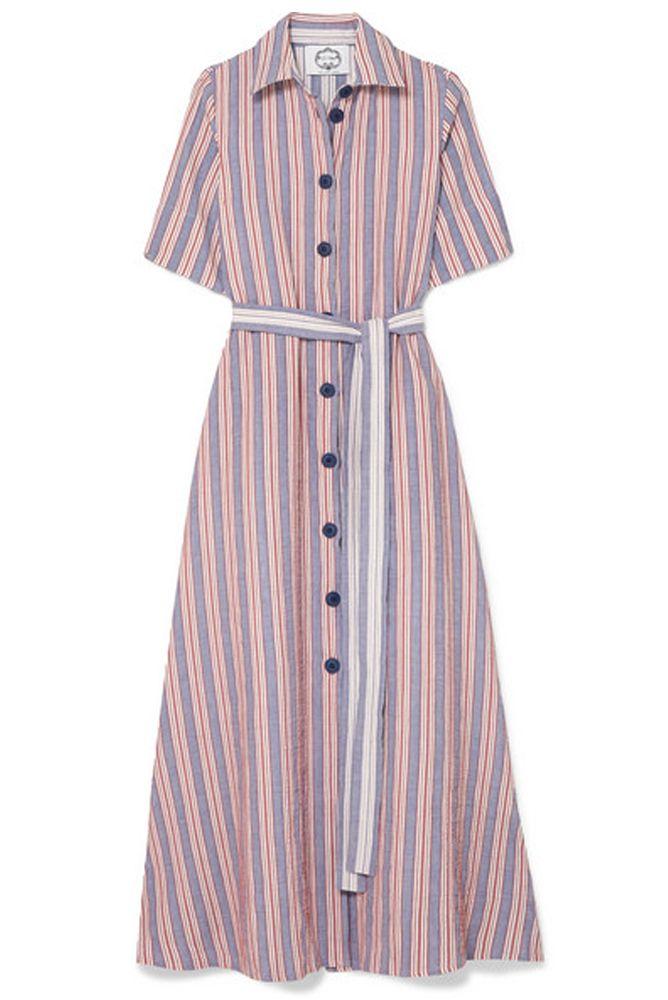 NET-A-PORTER.COM shirt dress