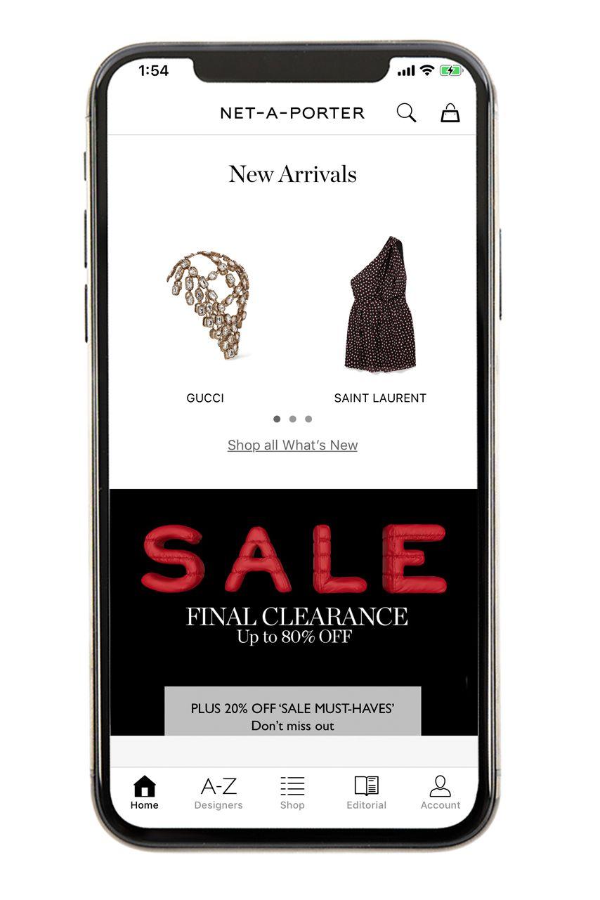 Net-a-Porter - Best Clothing Apps