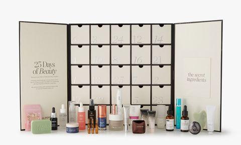 beauty adventkalender 2020 net a porter 25 days of beauty advent calendar