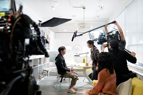 Filmmaking, Television crew, Film crew, Cinematographer, Film studio, Camera operator, Aerospace engineering,