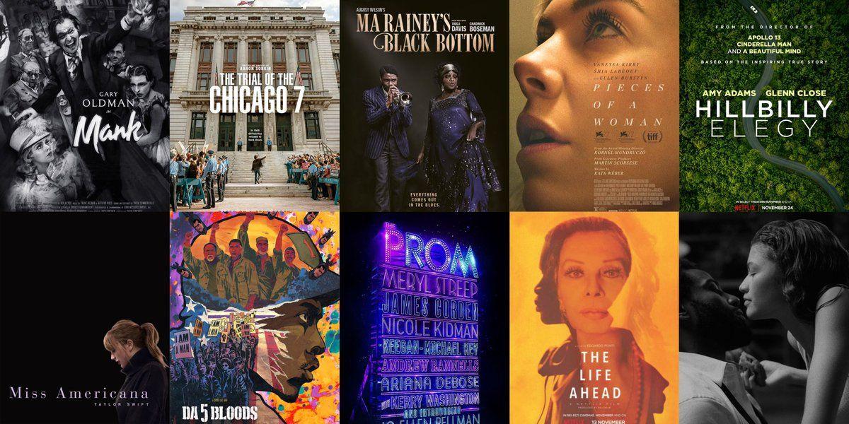Netflix va a por todas en los próximos Oscar: ¿cuántas candidatas puede colar en Mejor Película?