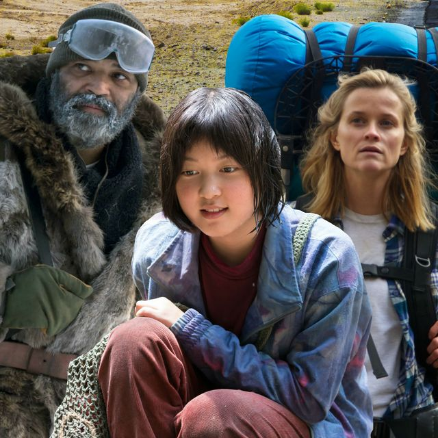 adventure films comp   hold the dark, okja and wild