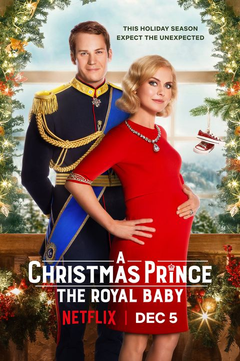 netflix christmas movies royal baby
