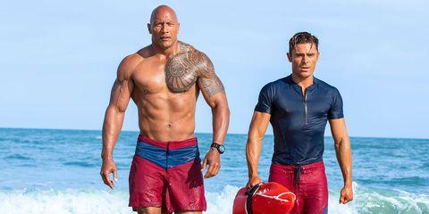 netflix estrenos enero 2019 baywatch vigilantes playa