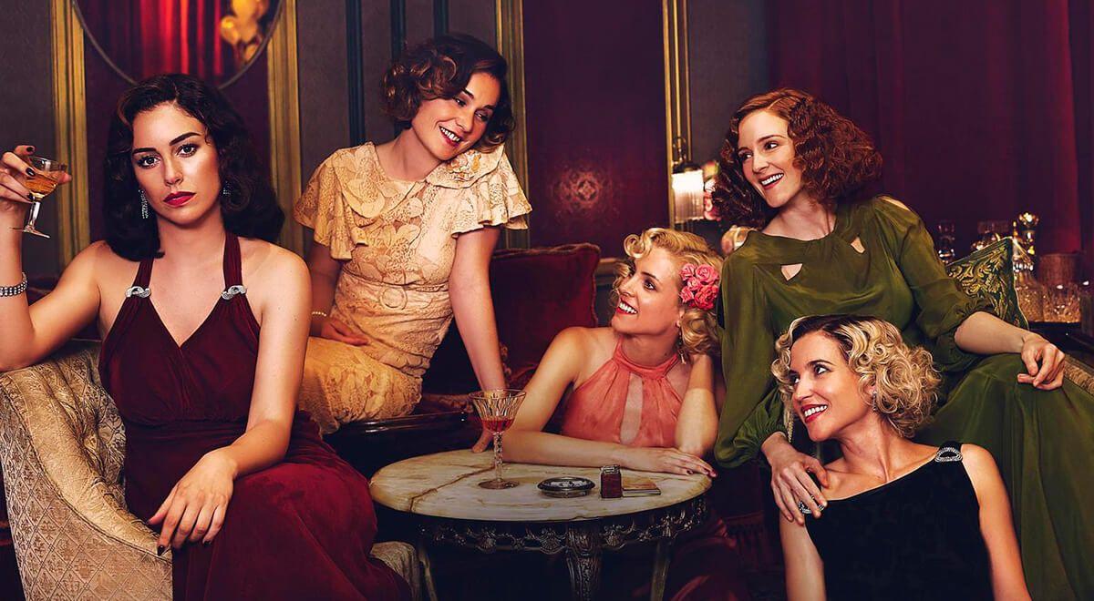 netflix-estrenos-septiembre-2018-las-chicas-del-cable-1535020661 Los estrenos y novedades de Netflix en septiembre: series, películas y programas