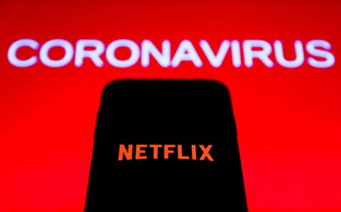 Resultado de imagen para Netflix donará millones a quien más lo necesita