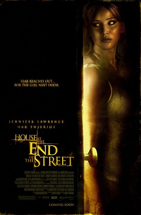 jennifer lawrence in the movie house at the end of the street