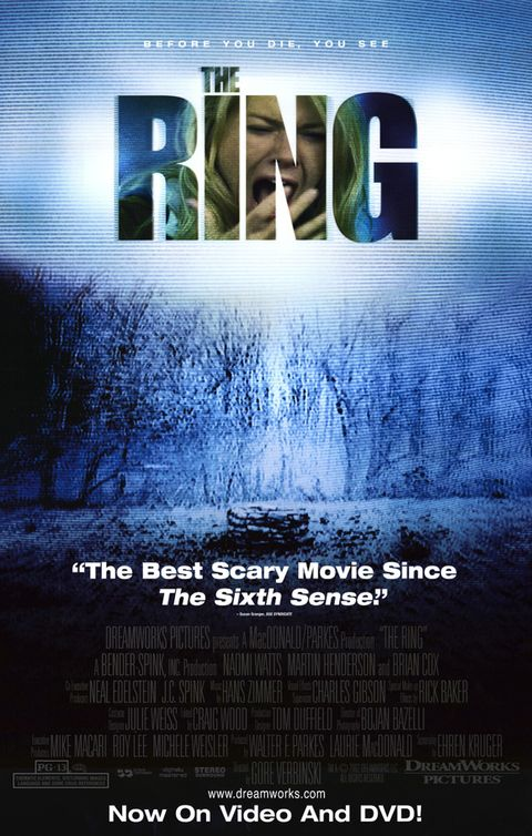 movie poster of the ring