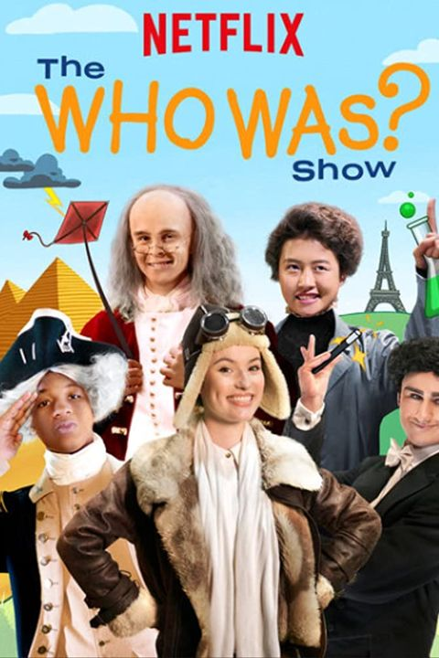 Netflix Kids Shows The Who Was Show
