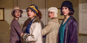 Netflix maratones series: Las chicas del cable
