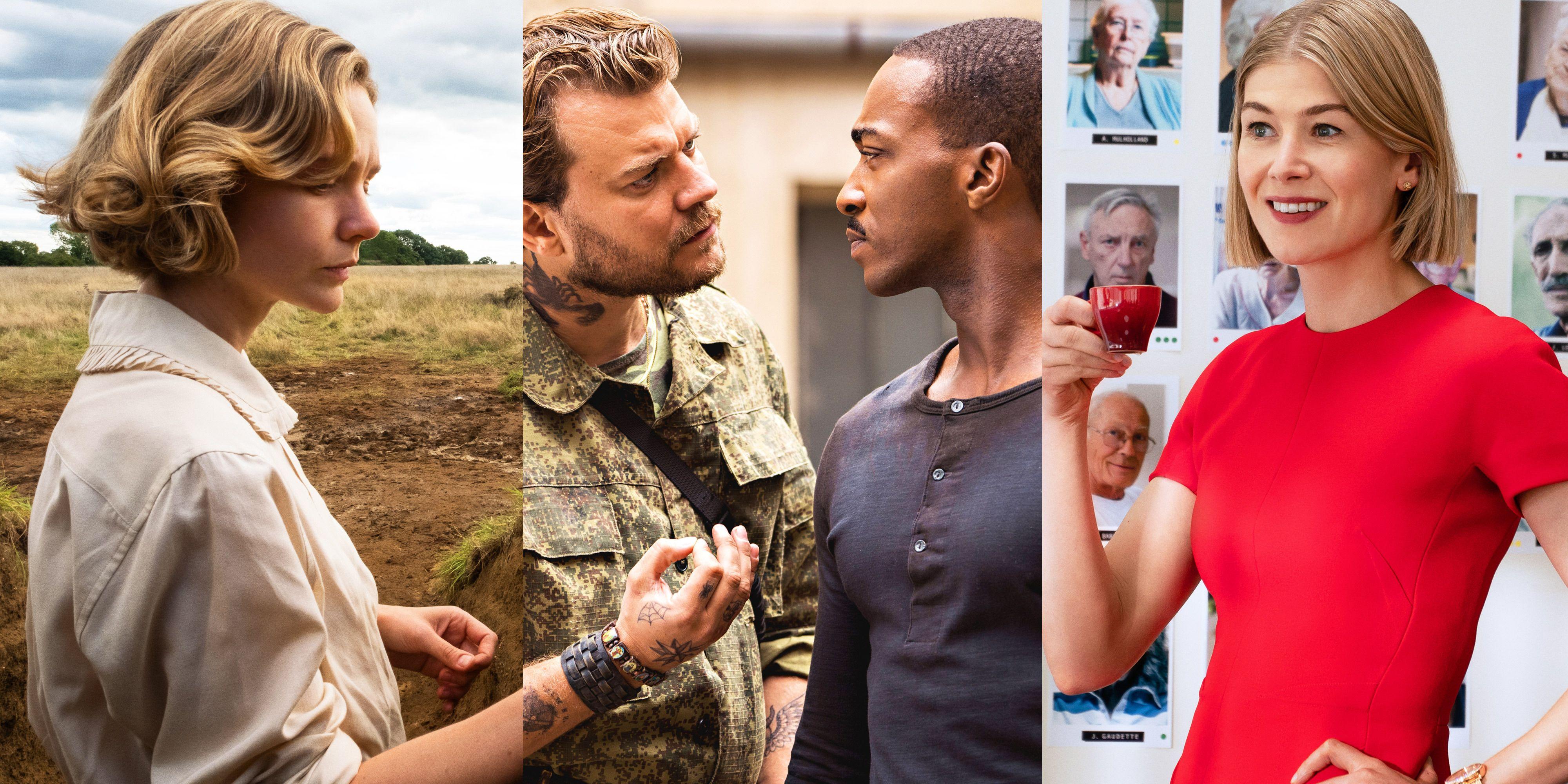 The Best Netflix Original Movies of 2021 (So Far)
