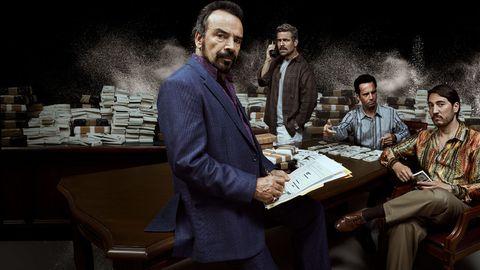 reisseries, Netflix, narcos