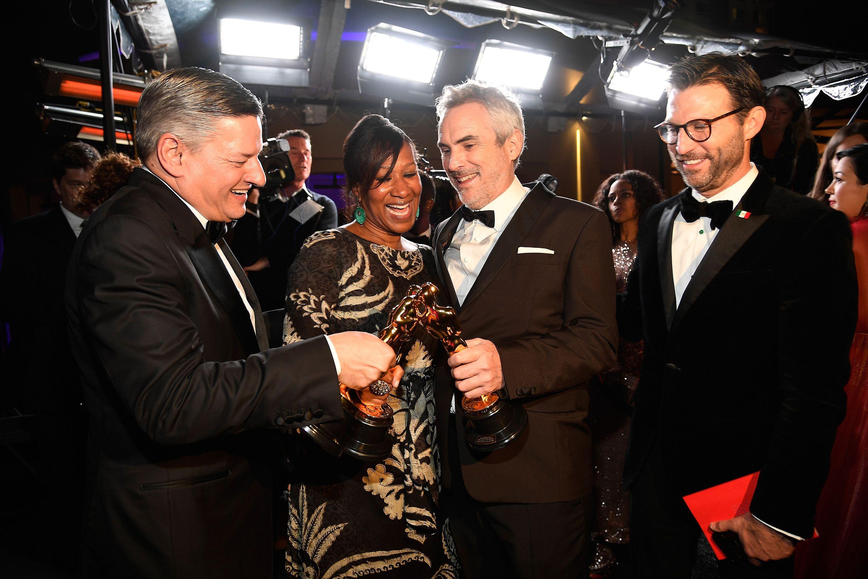 Netflix podrá seguir participando en los Oscars