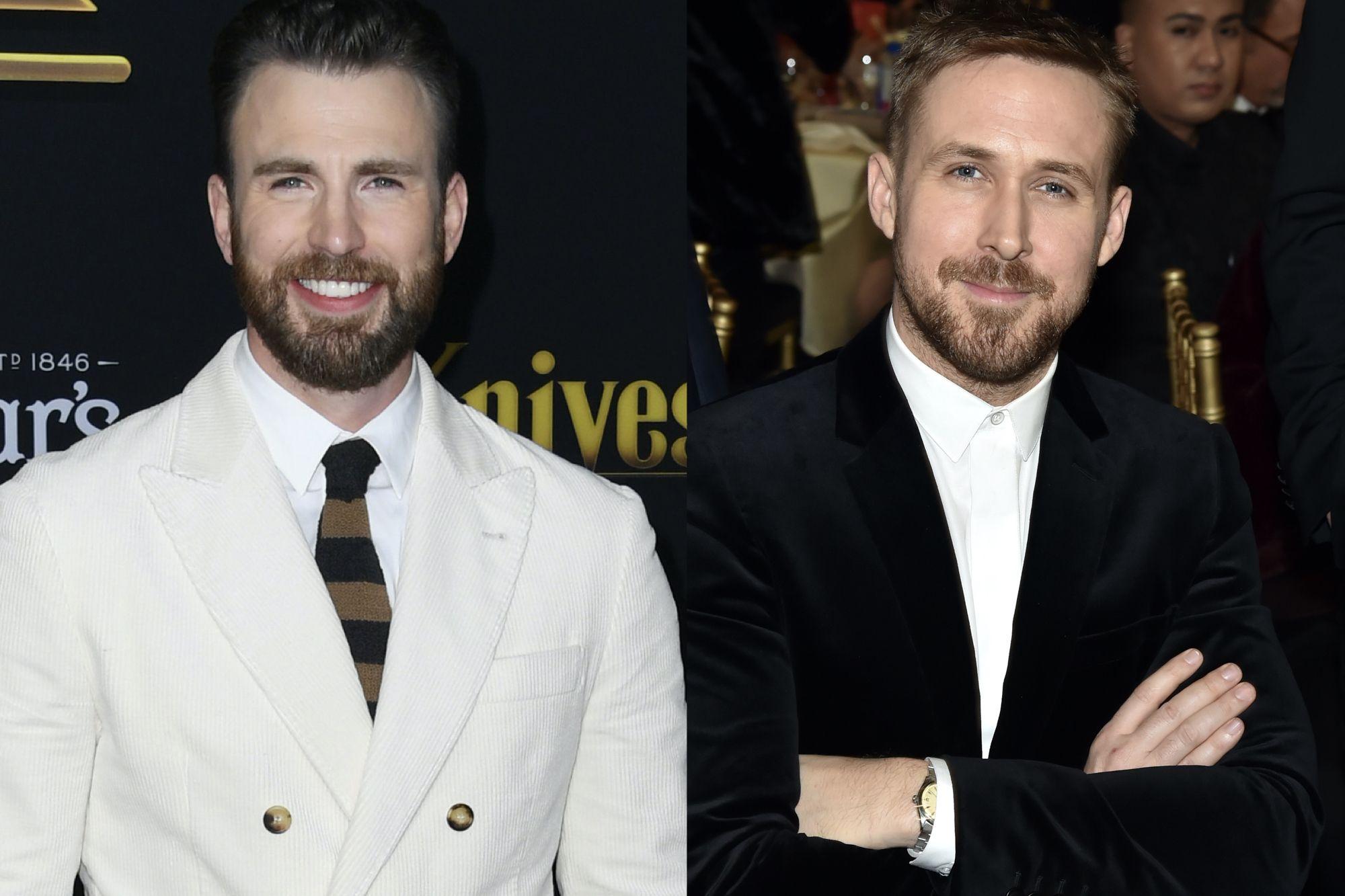 Ryan Gosling y Chris Evans protagonizan el nuevo éxito de Netflix