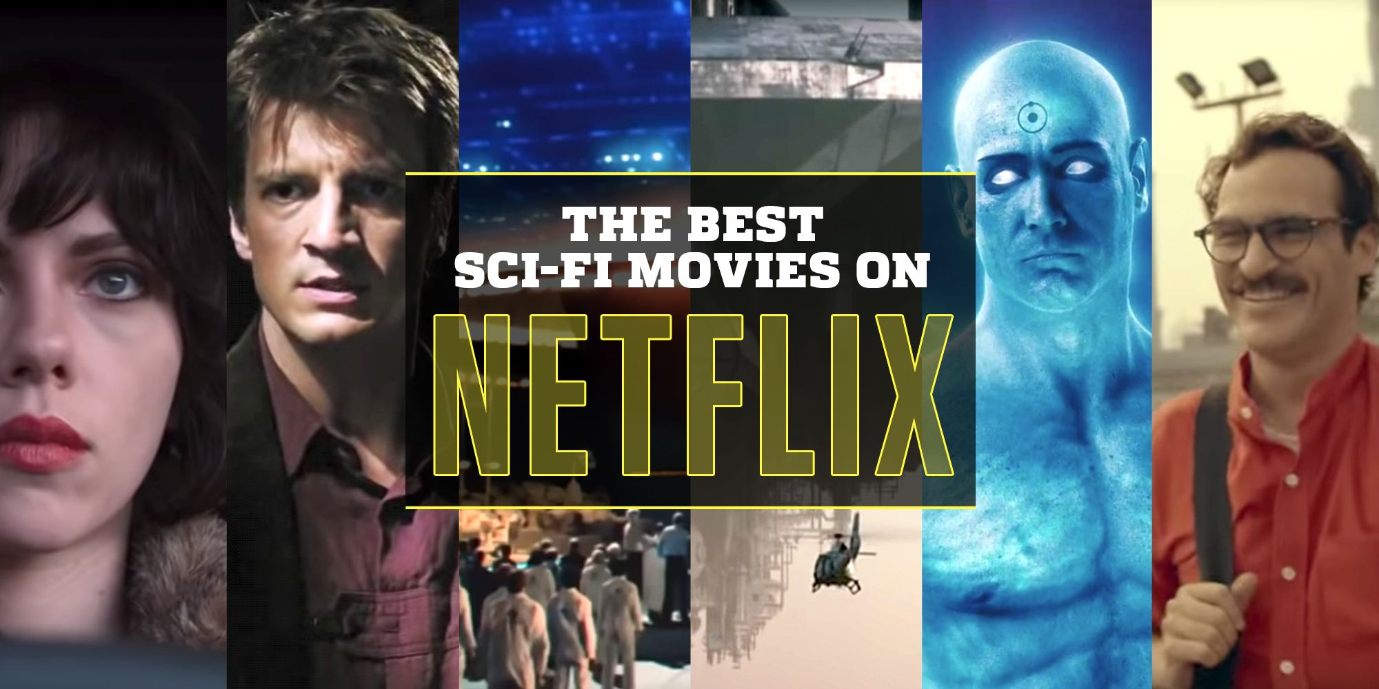 The Best Sci-Fi Movies on Netflix Right Now