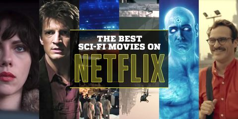 Best Sci Fi Movies On Netflix Right Now Science Fiction Movies 2019