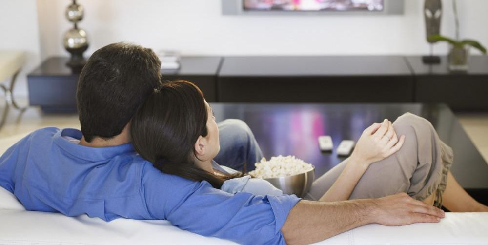 Volgens een onderzoek zorgt Netflix voor minder seks in een relatie