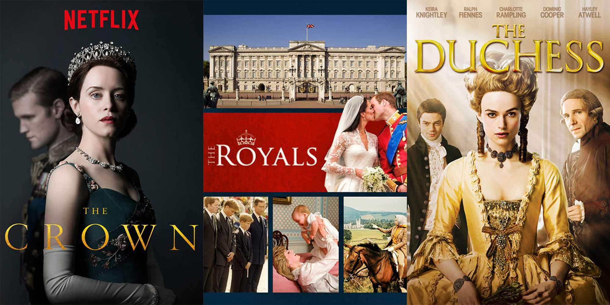 10 Best Movies About The Royal Family On Netflix Top Royals Shows