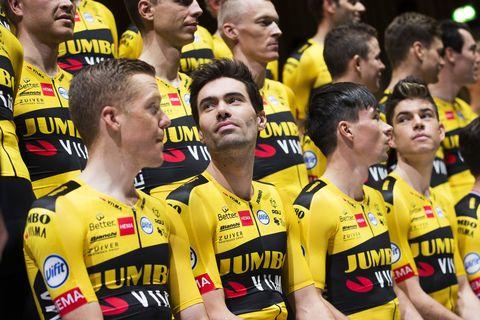 jumbo visma, tour de france 2020, tour 2020, dumoulin, roglic, kruijswijk, bicycling, bicycling nl