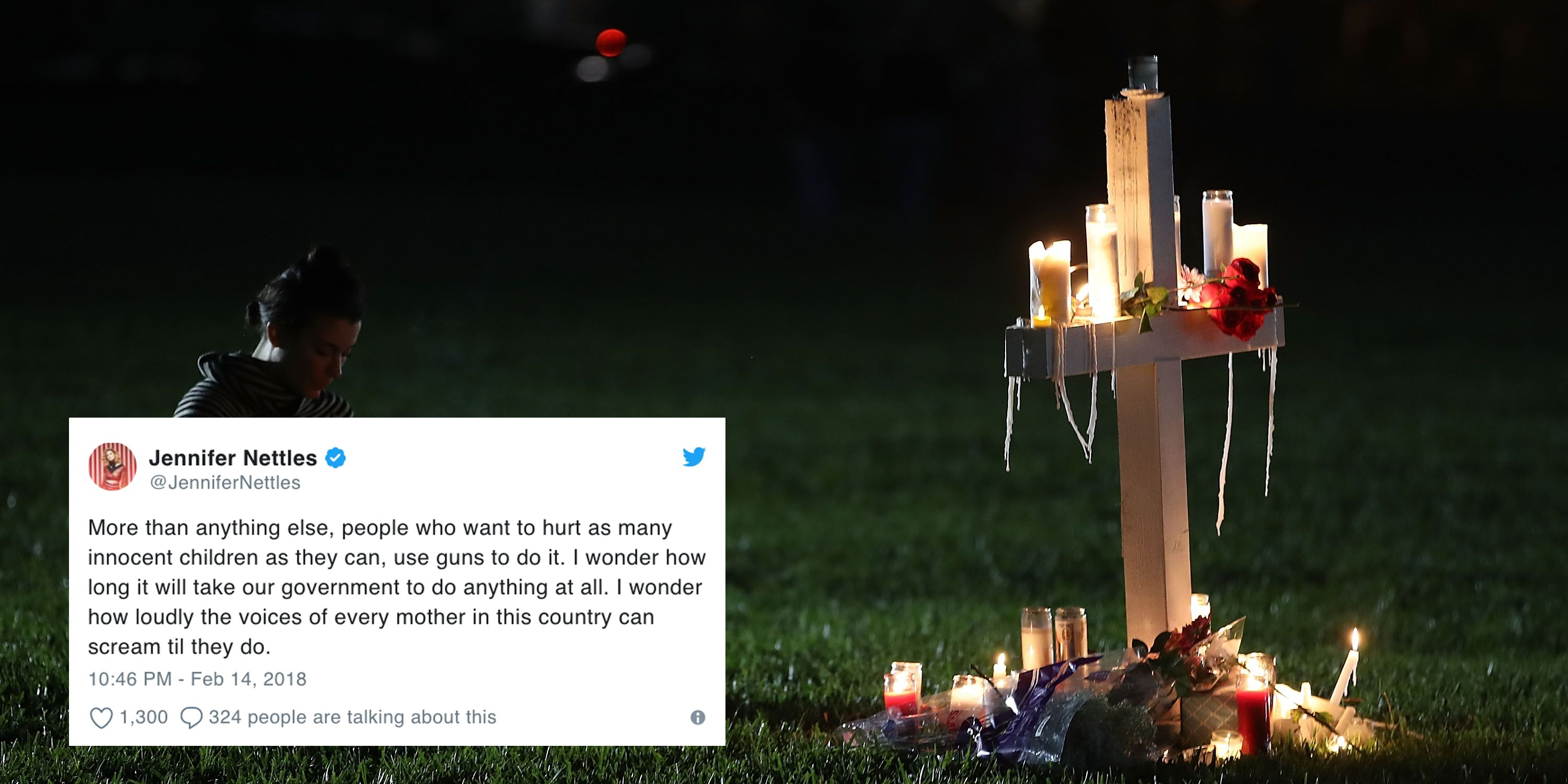 Read Country Music Stars' Heartbreaking Reactions to the Florida Shooting
