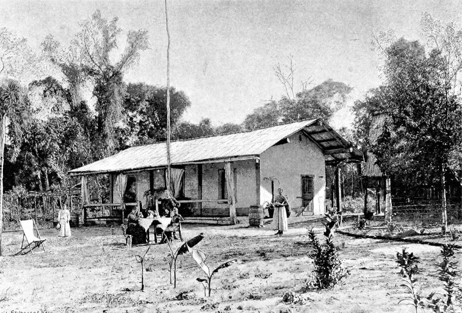 The (Failed) Reconstruction of an Aryan Utopia in Paraguay