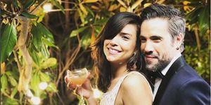 Unax Ugalde y Neus Cela ya son marido y mujer