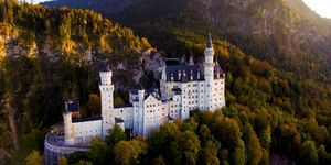 Neuschwanstein Castle Castillo Disney
