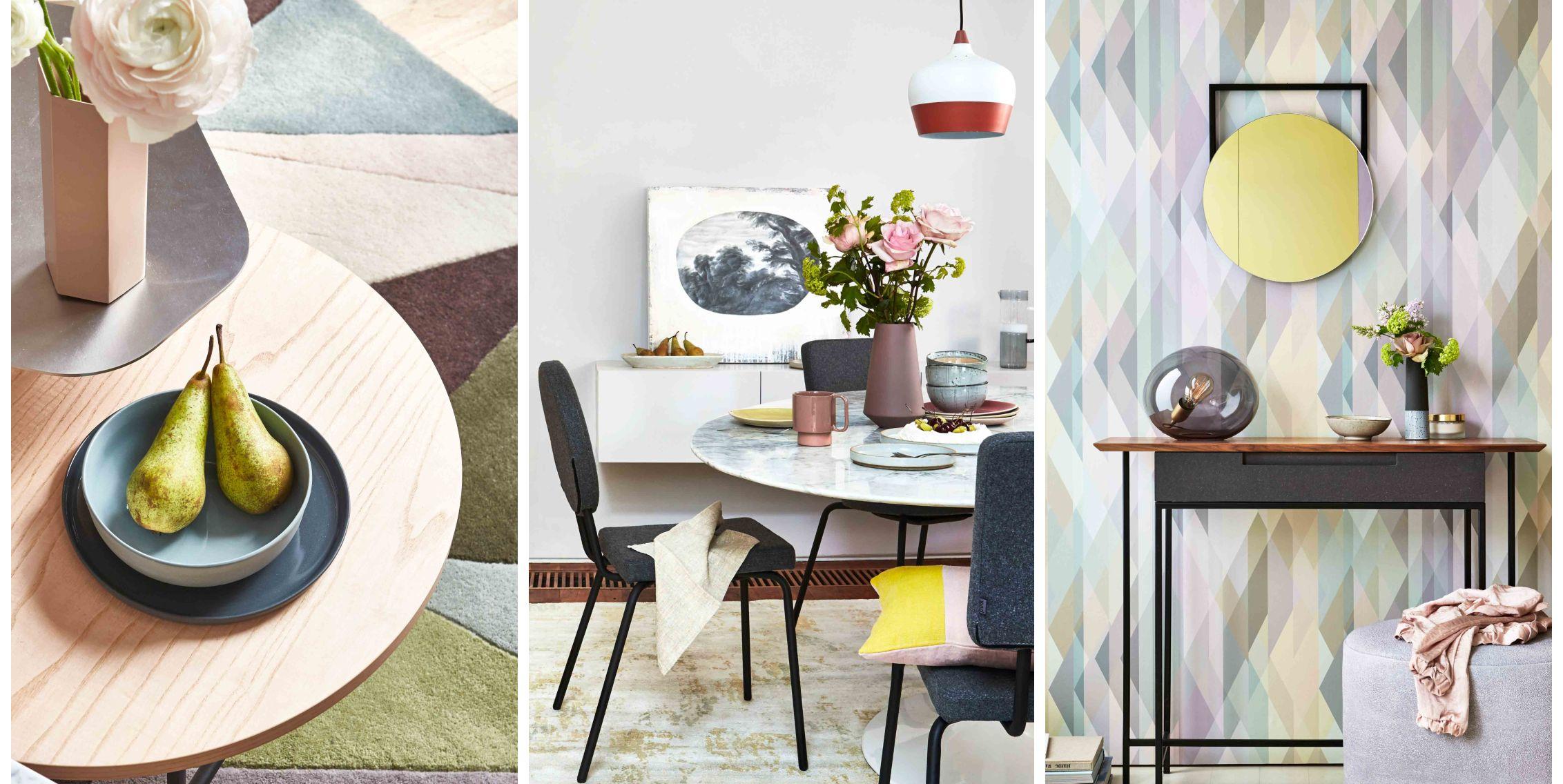 Neutral decorating ideas - room schemes