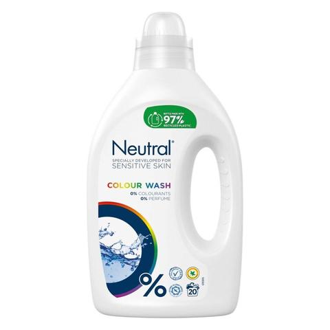 neutral wasmiddel parfumvrij eczeem