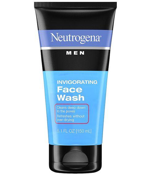 Las mejores limpiadoras faciales para hombres  - Neutrogena Men